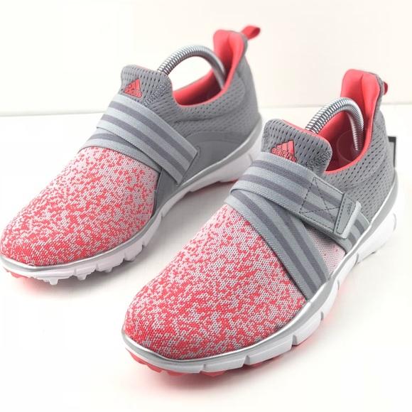 e50a128c0e2 Adidas Women s Climacool Knit Golf Shoes